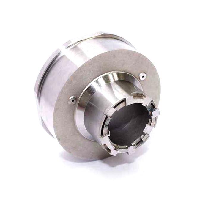 CNC lathe metal