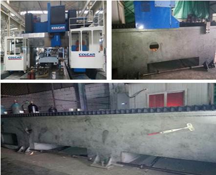 Titanium Laser Cutting Machine