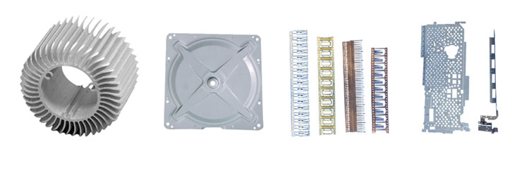 product show of computer case metal stamping die