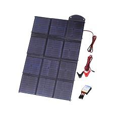 folding solar charger-150W-2