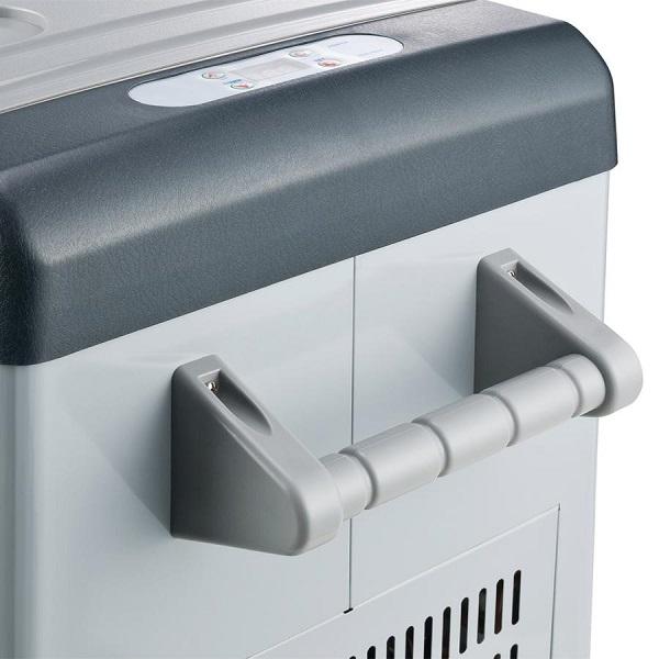 portable compressor refrigerator
